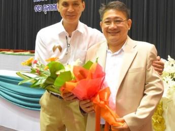 คณะมัณฑนศิลป์ขอแสดงความยินดีกับคณาจารย์และบุคลากรทุกท่าน