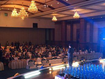 """คณบดีได้รับเชิญจากประธานมูลนิธิเพื่อสังคมไทย บรรยายพิเศษในหัวข้อ """"การขับเคลื่อนเศรษฐกิจด้วยนวัตกรรม"""""""