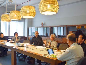 ประชุมอนุกรรมการพิจารณาหลักสูตรมหาบัณฑิต สาขาวิชาศิลปะและการออกแบบ ครั้งที่ 1/2559