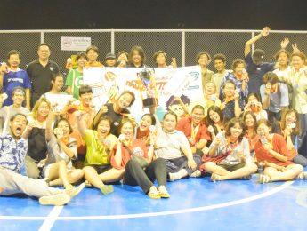 กีฬามหากำยำ ครั้งที่ 2 เพื่อสุขภาพและความสามัคคี  ปีการศึกษา 2559