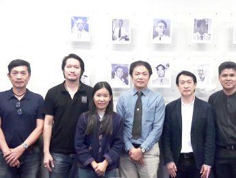 คณะมัณฑนศิลป์ เข้ารับการตรวจประเมินคุณภาพการศึกษาภายใน ระดับหลักสูตร หลักสูตรศิลปบัณฑิต สาขาประยุกตศิลปศึกษา
