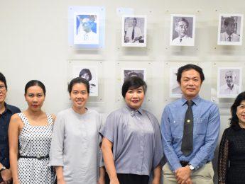 คณะมัณฑนศิลป์ เข้ารับการตรวจประเมินคุณภาพการศึกษาภายใน ระดับหลักสูตร หลักสูตรศิลปมหาบัณฑิต สาขาออกแบบเครื่องประดับ