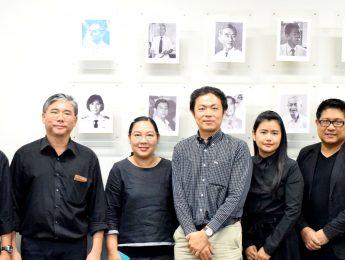 คณะมัณฑนศิลป์ เข้ารับการตรวจประเมินคุณภาพการศึกษาภายใน ระดับหลักสูตร หลักสูตรศิลปบัณฑิต สาขาออกแบบออกแบบนิเทศศิลป์