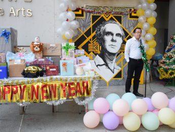 งานเลี้ยงสังสรรค์ส่งท้ายปีเก่า ต้อนรับปีใหม่ 2562