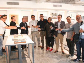 พิธีเปิดนิทรรศการงานแสดงผลงานคณาจารย์คณะมัณฑนศิลป์ เนื่องในวันศิลป์ พีระศรี ประจำปี 2562