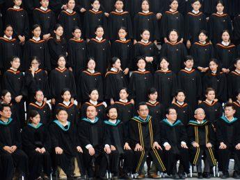 พิธีพระราชทานปริญญาบัตร มหาวิทยาลัยศิลปากร ประจำปีการศึกษา 2561