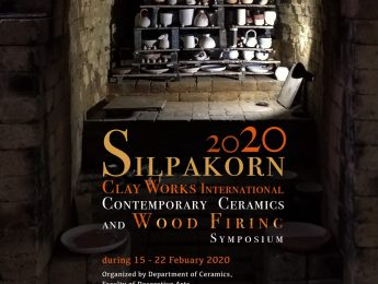 2020 Silpakorn Clay Works International Contemporary Ceramics and Wood Firing Symposium