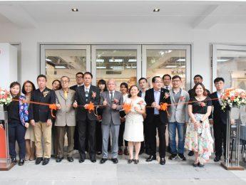 พิธีเปิดงานแสดงดุษฎีนิพนธ์ของนักศึกษา ปริญญาเอกหลักสูตรปรัชญาดุษฎีบัณฑิต สาขาวิชาศิลปะการออกแบบ(หลักสูตรนานาชาติ) จำนวน 10 คน